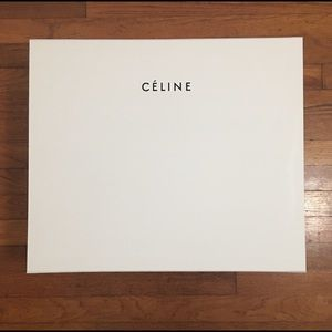 New & Authentic CÉLINE gift box with magnets